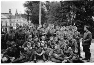 Lubartow - German Troops901
